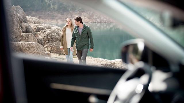 Peugeot 3008 SUV HYBRID4: MyPeugeot App