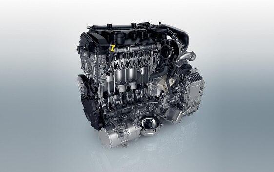 Peugeot 3008 SUV HYBRID4: aandrijflijn