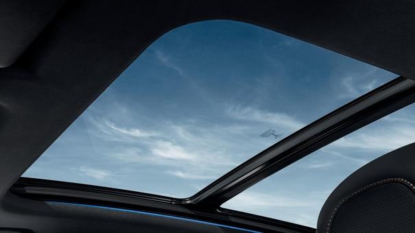 Peugeot 3008 SUV - Panoramisch schuif-/kanteldak