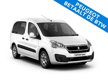 Peugeot Partner Teepee