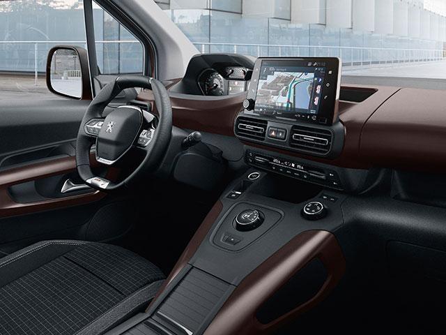 Peugeot Rifter - Interieur cockpit