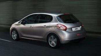 Peugeot 208 Accessoires