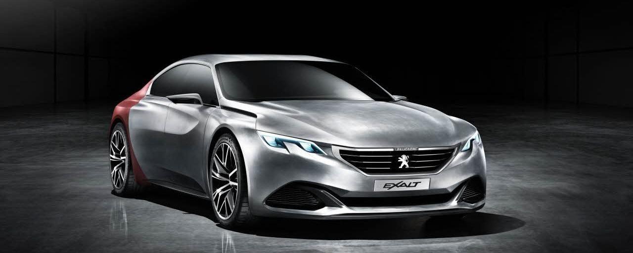 Peugeot Exalt - visionair concept
