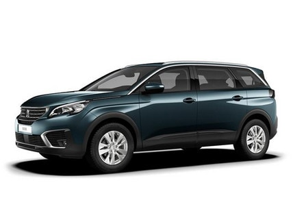 Peugeot 5008 SUV Blue Lease Executive