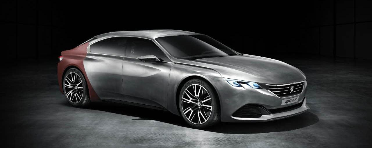 Peugeot Exalt - authentiek design