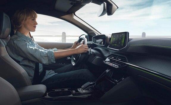 Extra zuinig rijden in de Eco-modus