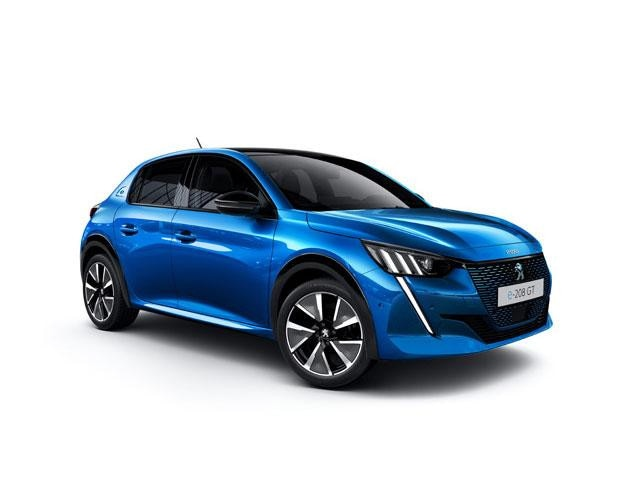 Peugeot e-208 GT - Private Lease