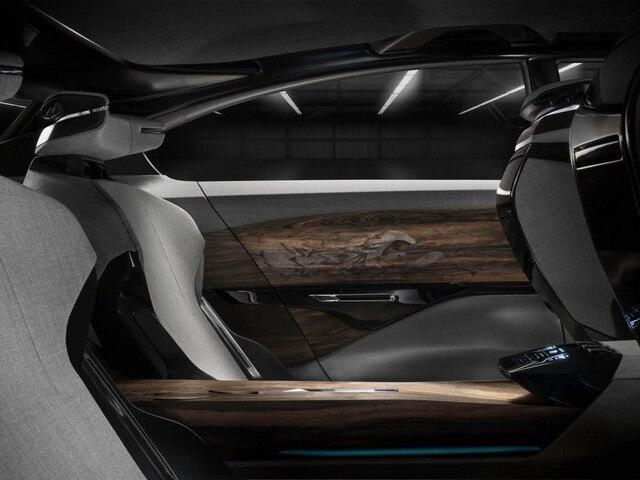 Peugeot Exalt - ergonomie en geluidscomfort