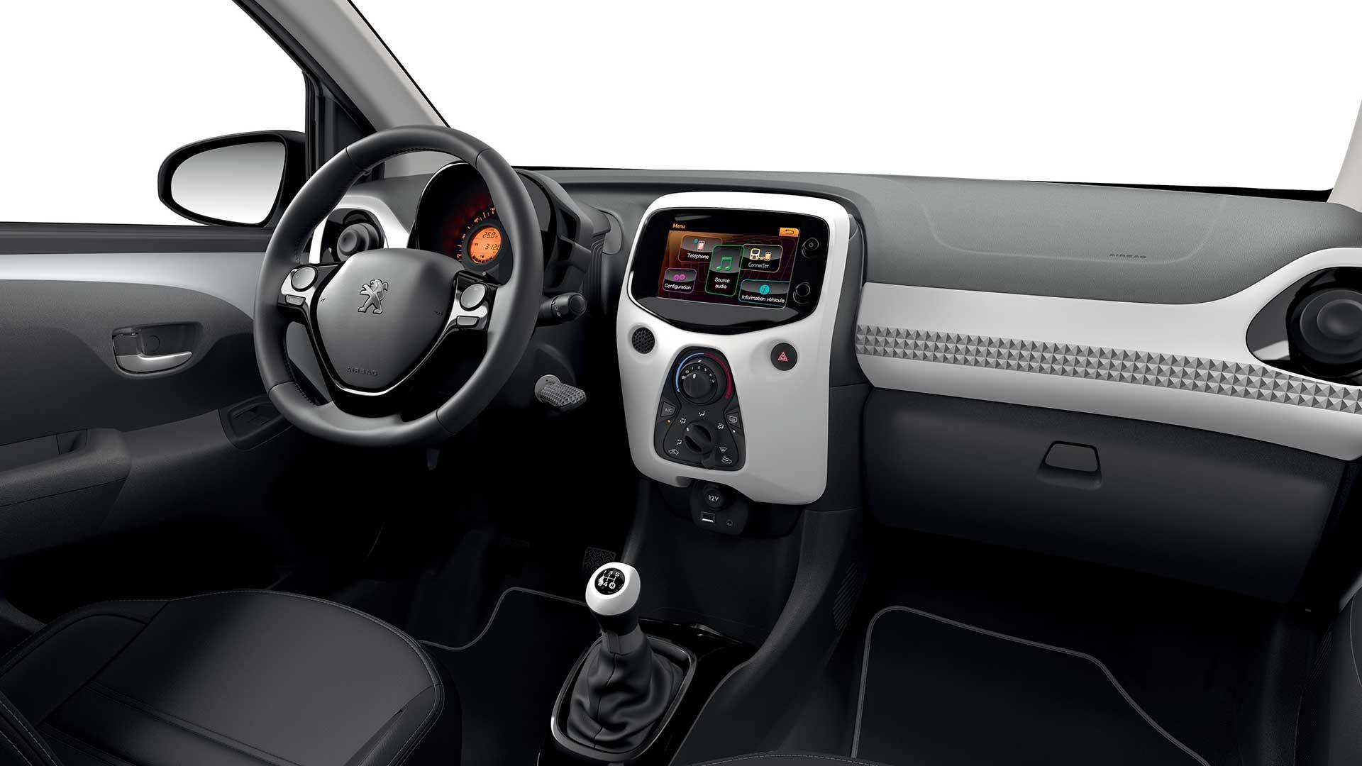 Peugeot 108 5 deurs prijs
