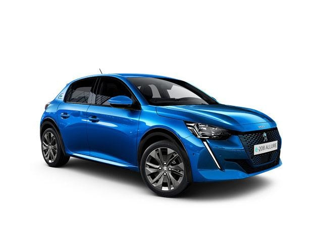 Peugeot e-208 Allure - Private Lease