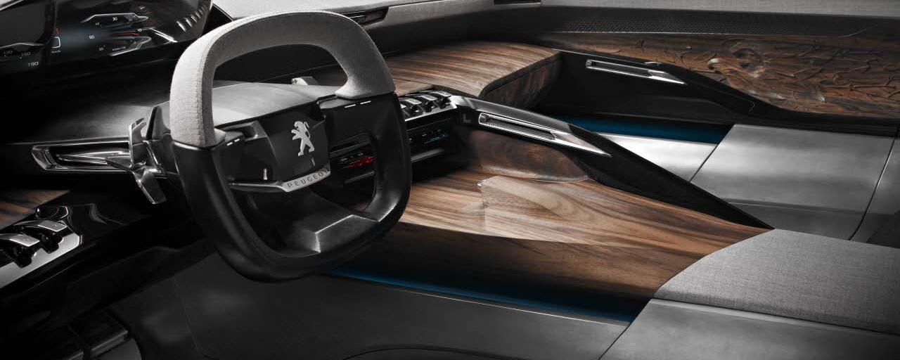 Peugeot Exalt - luchtreinigingssysteem Pure Blue
