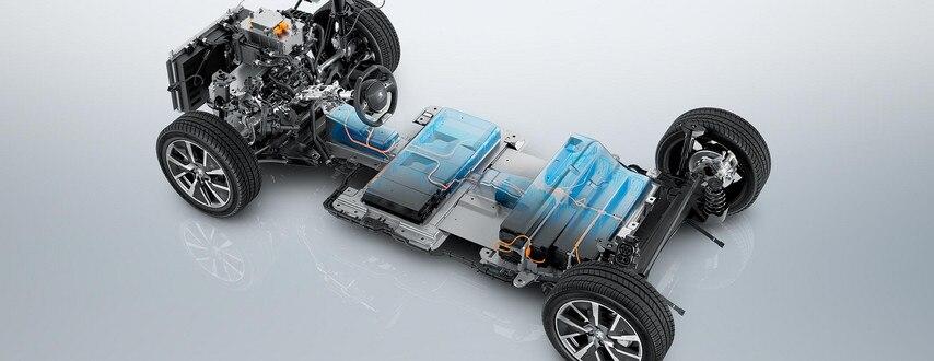 Nieuwe Peugeot e-208 - uitgerust met 50 kWh grote accu