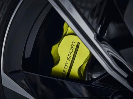hybride concept car Peugeot 508 PEUGEOT SPORT ENGINEERED - Michelin Pilot Sport 4S-banden