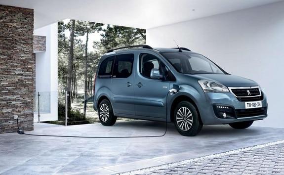 Partner Tepee Electric - electrische auto
