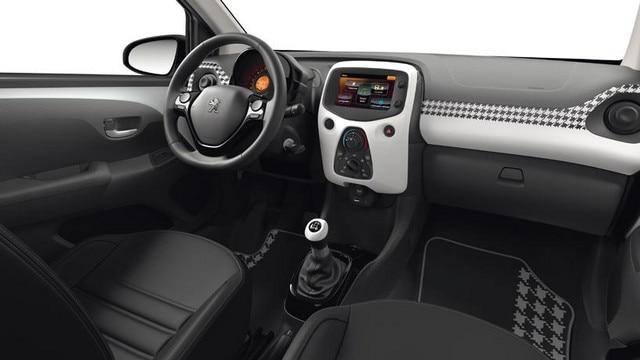 Peugeot 108 - Dressy