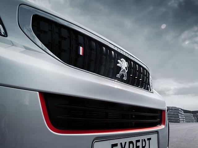 Nieuwe Peugeot Expert Sport Edition