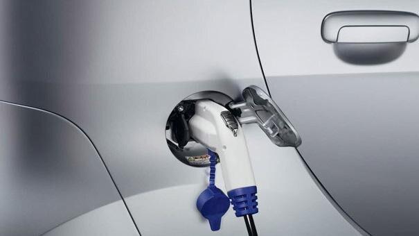 Peugeot iOn - opslagcapaciteit