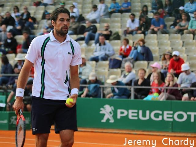 Peugeot Tennis - Ambassadeur Jeremy Chardy