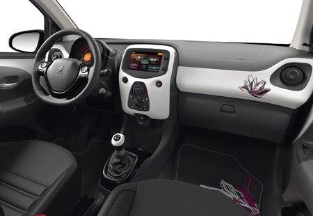 Peugeot 108 - Tattoo