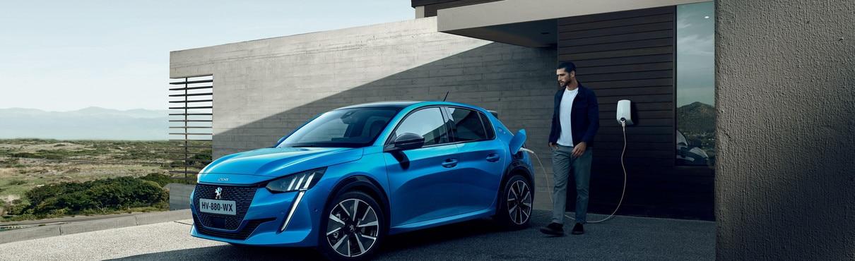 Onderhoud elektrische Peugeot - Peugeot e-208