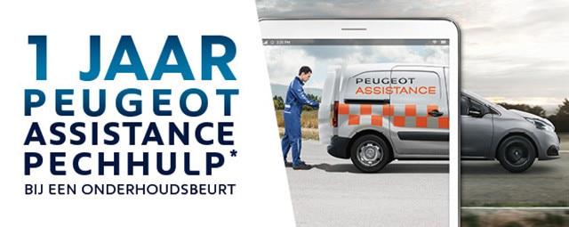 Onderhoud en Service - Peugeot Assistance Pechhulp