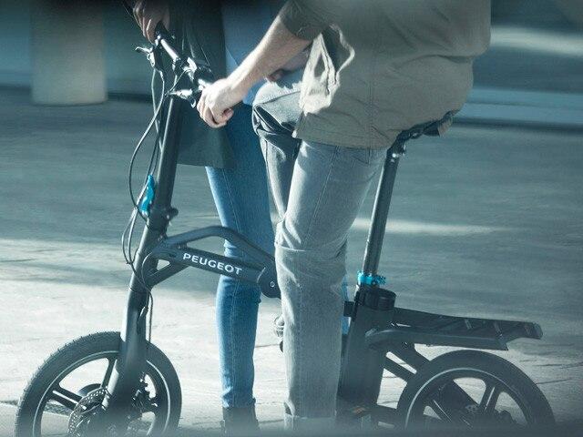 Peugeot - e-Bike eF01