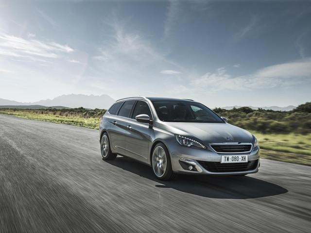 Peugeot 308 SW - Stationwagon