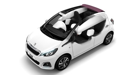 Peugeot 108 - Airbags