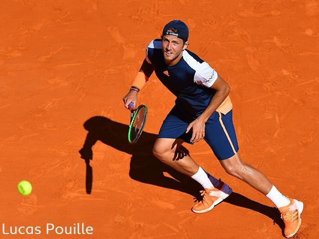 Peugeot Tennis - Ambassadeur Lucas Pouille