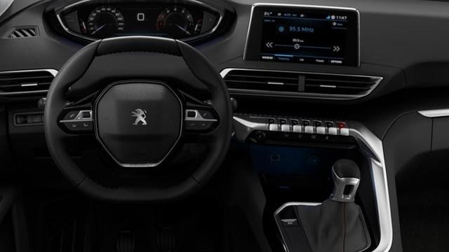 Peugeot 5008 SUV Active - interieur