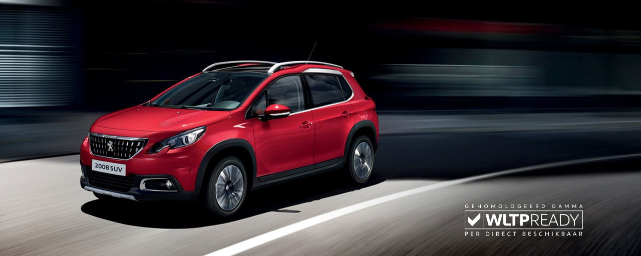 Peugeot 2008 SUV - Sports Utility Vehicle