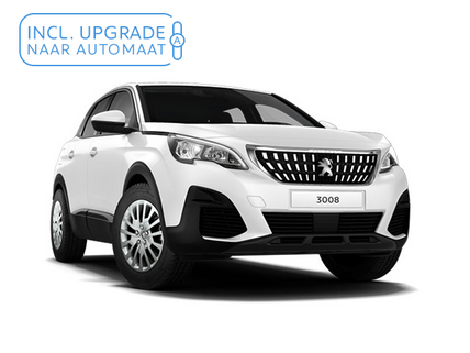 Peugeot 3008 SUV Access - Private Lease