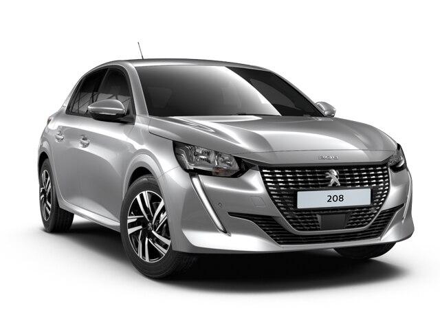 Nieuwe Peugeot 208 Blue Lease Allure
