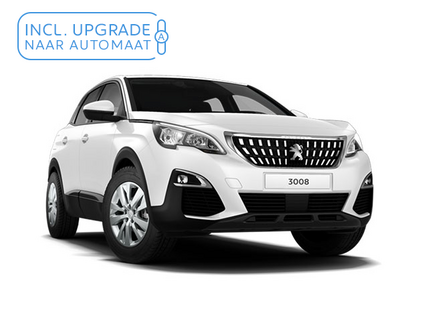 Peugeot 3008 SUV Active - Private Lease