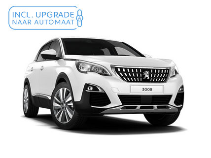 Peugeot 3008 SUV Allure - Private Lease