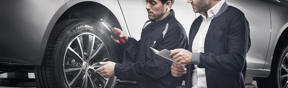 Peugeot Aftersales Services