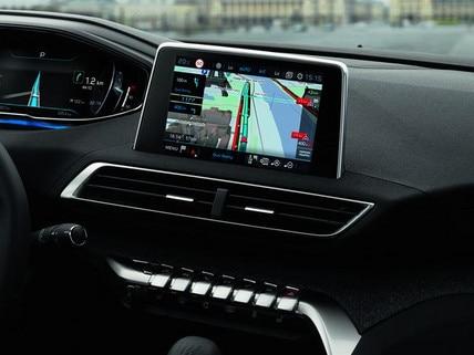 Peugeot Connected Services - Peugeot Connect 3D Navigatiesysteem