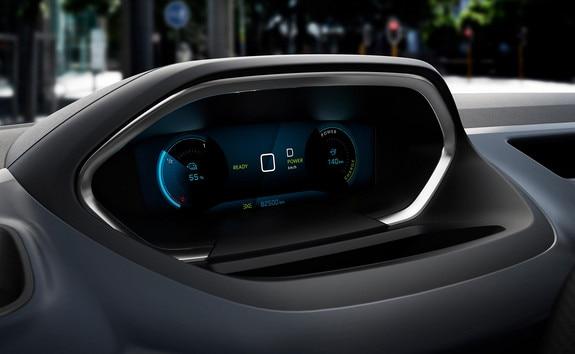 Nieuwe PEUGEOT e-Rifter – 100% digitaal instrumentenpaneel