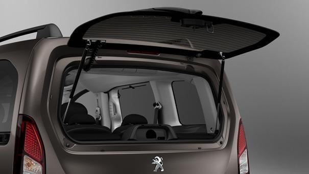 Peugeot Partner Tepee - achterklep