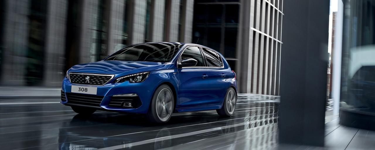 Peugeot 308 | Ontdek de compacte 5-deurs | Peugeot Nederland