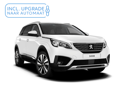 Peugeot 5008 SUV Allure - Private Lease