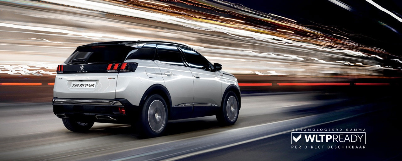 Peugeot 3008 SUV GT Line - Sports Utility Vehicle