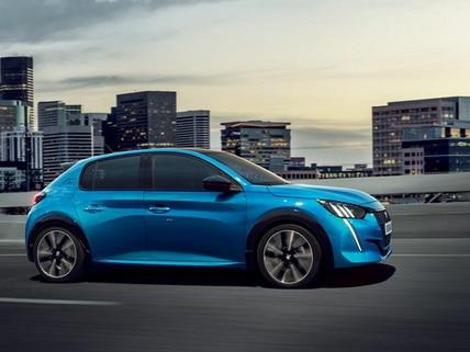 Elektrisch rijden bij Peugeot - Actieradius