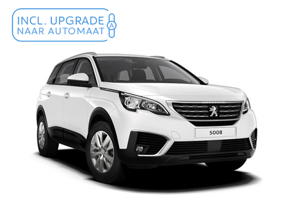 Peugeot 5008 SUV Active - Private Lease