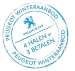 Peugeot winteraanbod