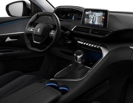 Peugeot 5008 SUV - interieur