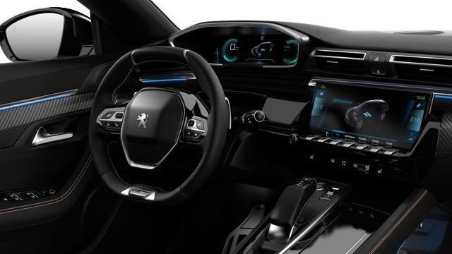 Peugeot 508 - interieur