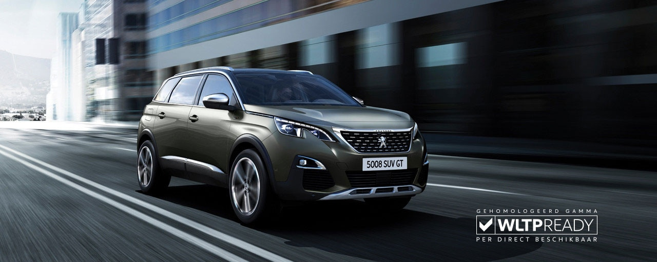 Peugeot 5008 SUV GT - 7-persoons SUV