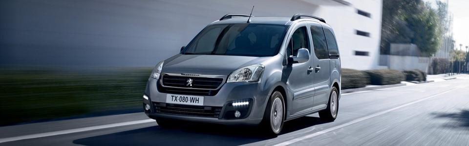 Peugeot Partner Tepee - exterieur design