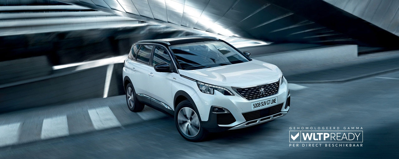 Peugeot 5008 SUV GT Line - Sports Utility Vehicle